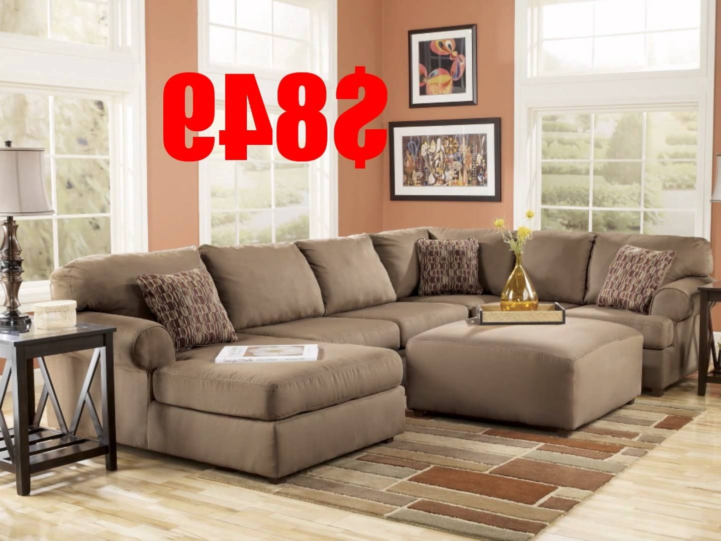 Preferred Ashley Furniture Sectional Sofas – Mforum Throughout 10X8 Sectional Sofas (View 3 of 15)