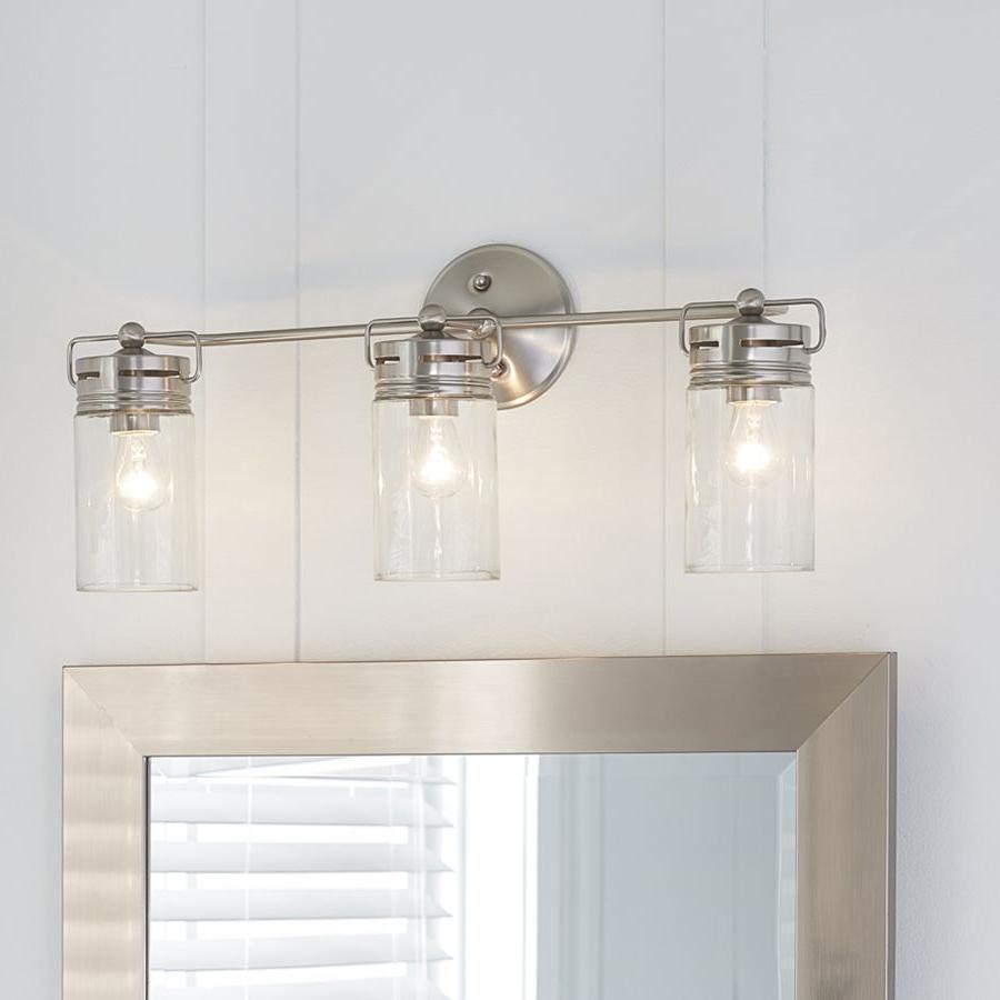 Preferred Bathroom Lighting With Matching Chandeliers Regarding Light Fixture : Bathroom Ceiling Light Fixtures Lighting Fixtures (View 3 of 15)