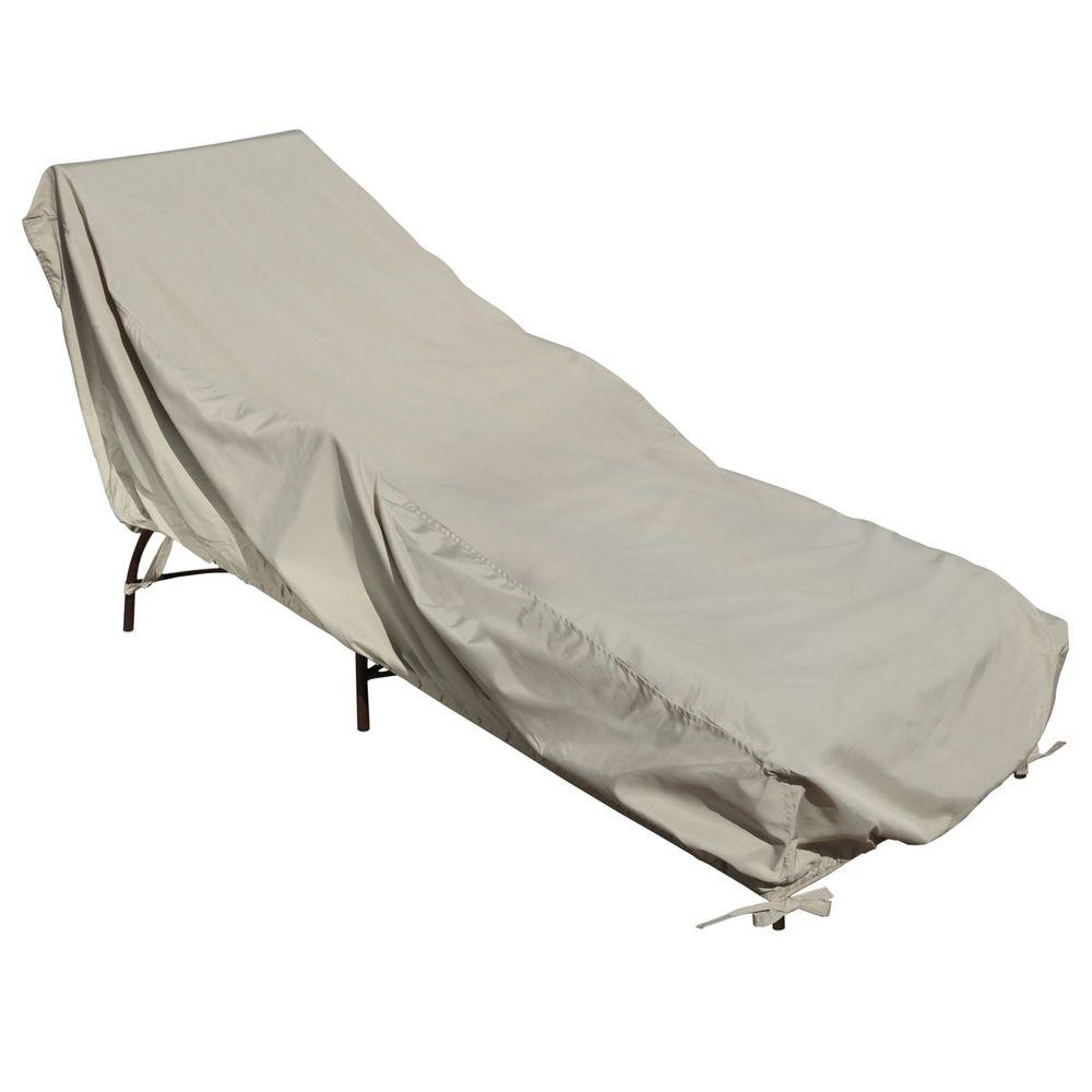 Preferred Chaise Lounge Covers Intended For Island Umbrella Patio Chaise Lounge Winter Cover Nu564 – The Home (View 1 of 15)