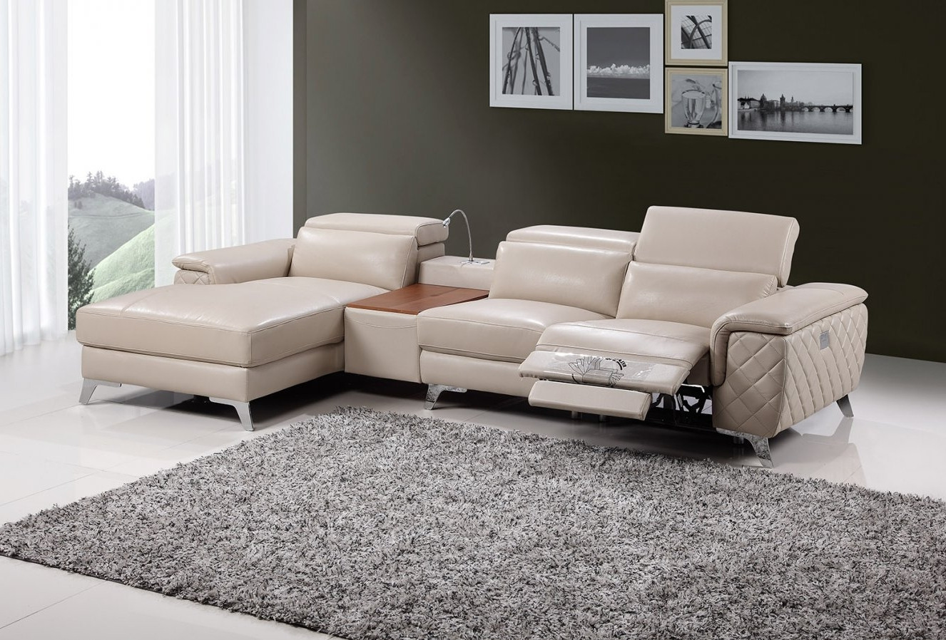 Preferred Chaise Lounge Sofa With Recliner Pertaining To Reclining Chaise Lounges (View 9 of 15)