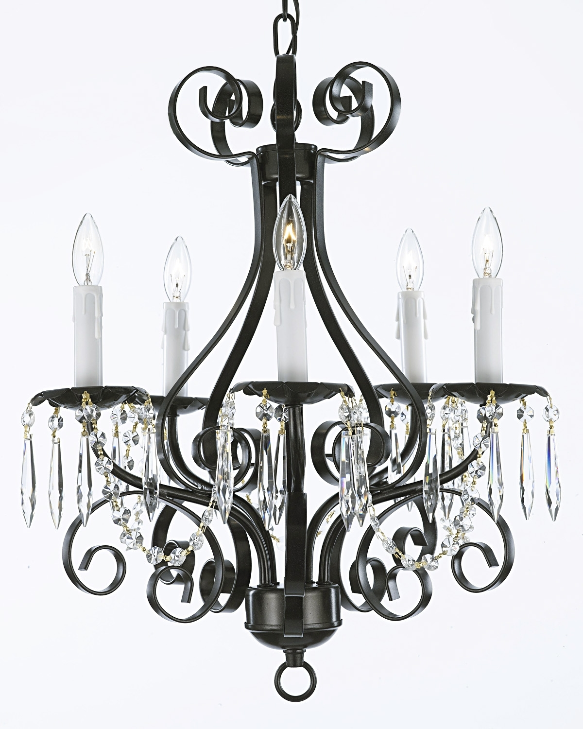 Preferred Chandelier (View 12 of 15)