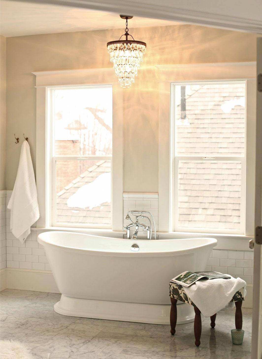 Preferred Chandelier Bathroom Lighting Fixtures Within Vintage Bathroom Lighting Ideas Sconces 1950's Light Fixtures (View 11 of 15)