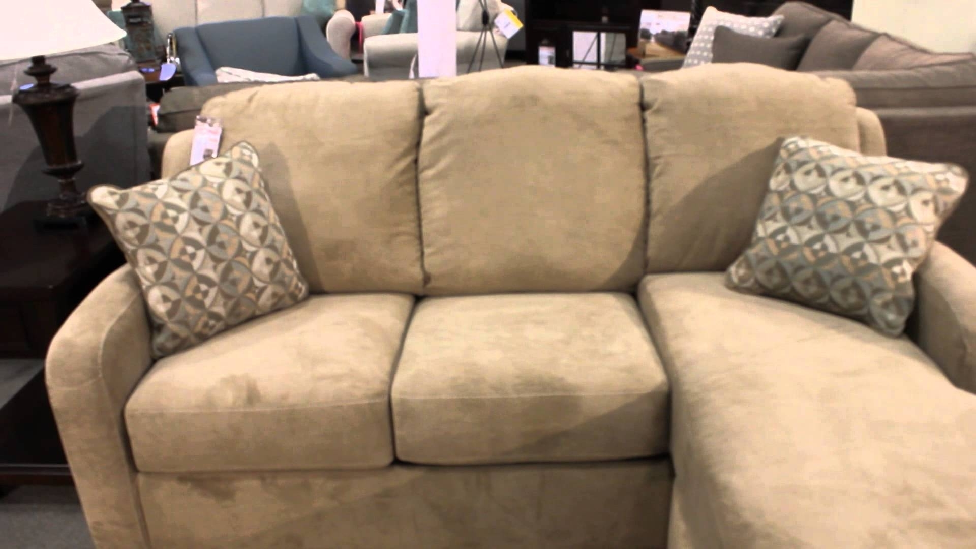 Preferred Circa Sofa Chaises Intended For Ashley Furniture Lucia Sofa Chaise (View 14 of 15)