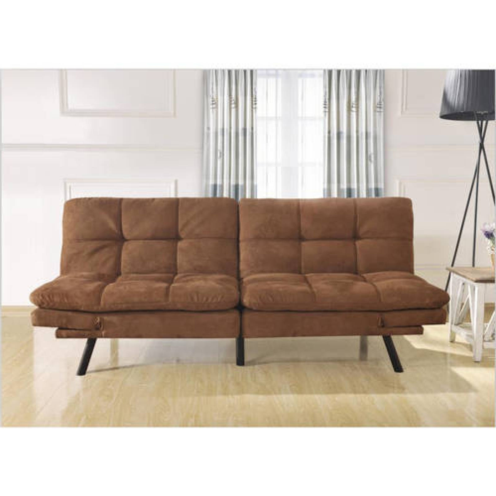 Preferred Convertible Sofa Bed Couch Futon Chaises Chair Seat Memory Foam Throughout Futon Chaises (View 9 of 15)