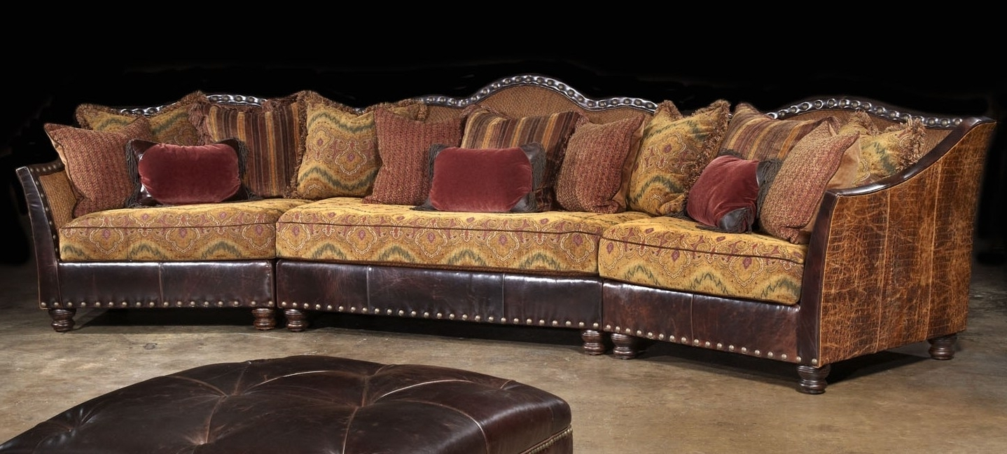 Preferred Custom Made Sectional Sofas With Regard To 01 Western Furniture (View 14 of 15)