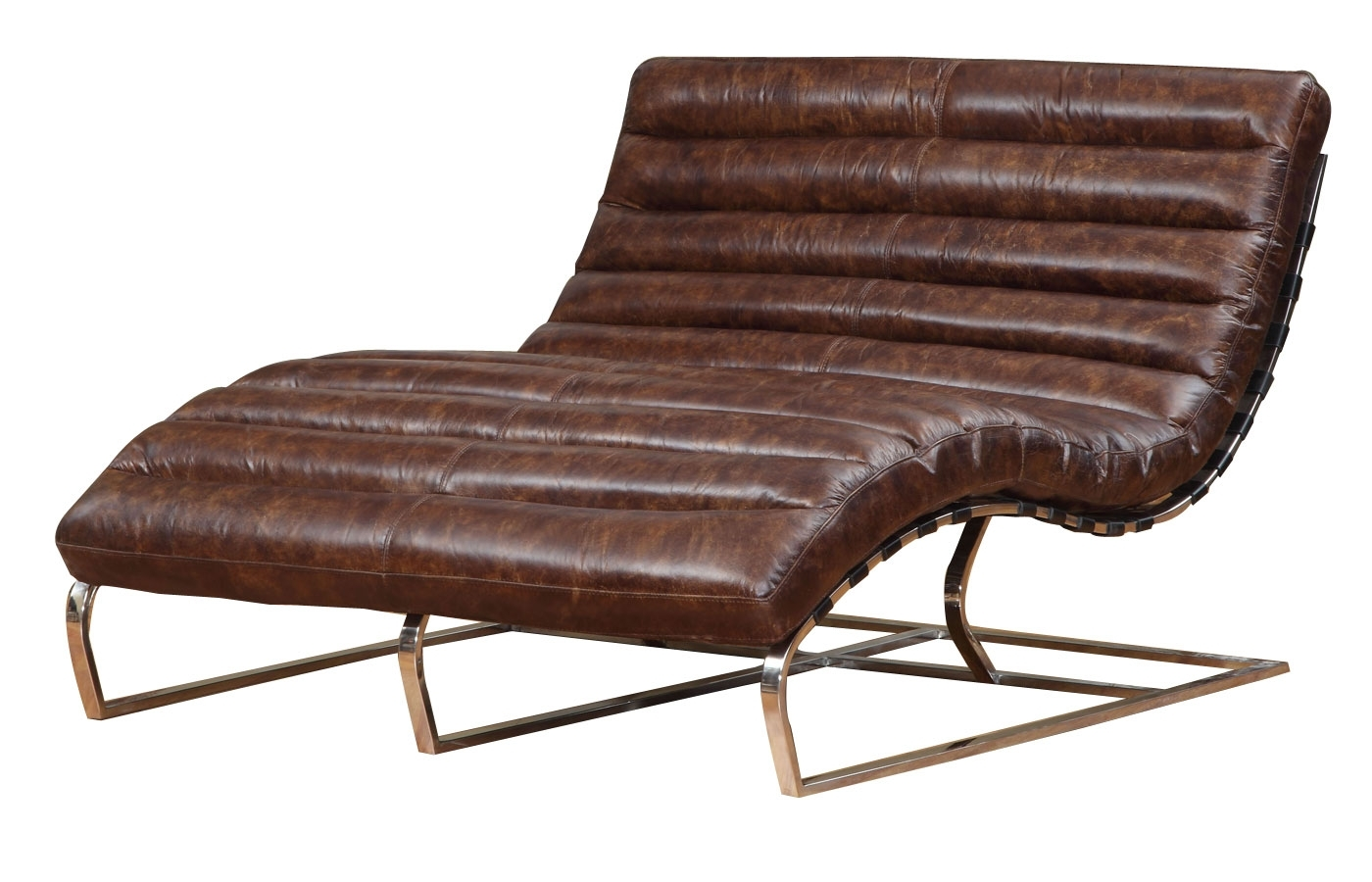 Preferred Double Chaise Lounge Sofas Regarding Furniture (View 14 of 15)