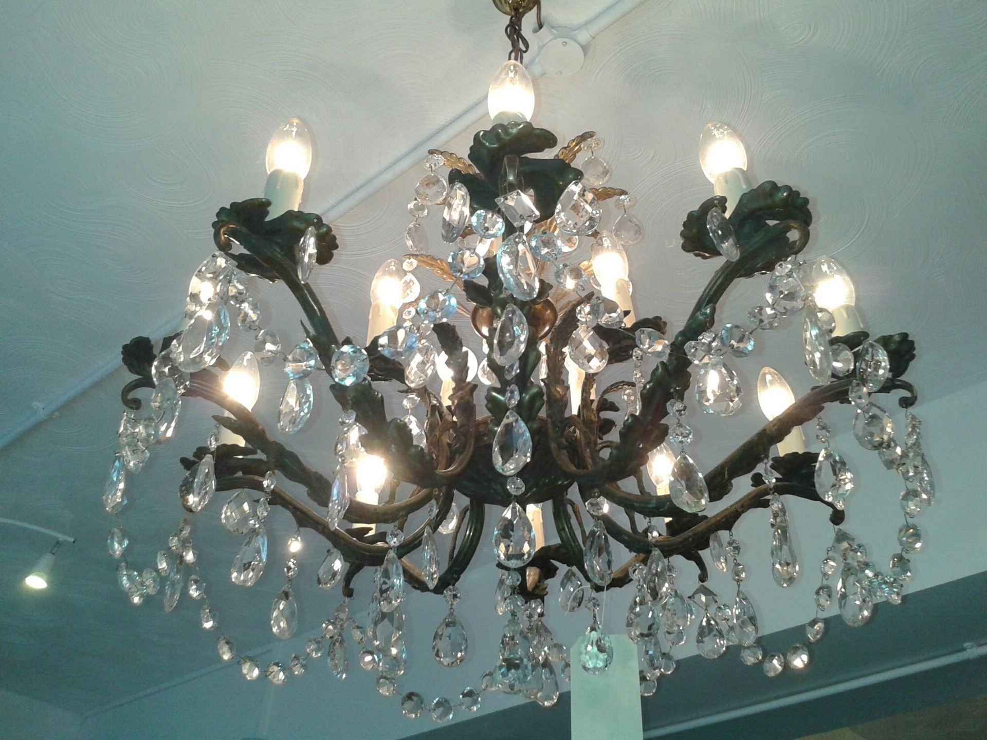 Preferred Edwardian Chandeliers Within Chandeliers : Awesome 15 Light Chandelier Awesome 15 Edwardian (View 11 of 15)