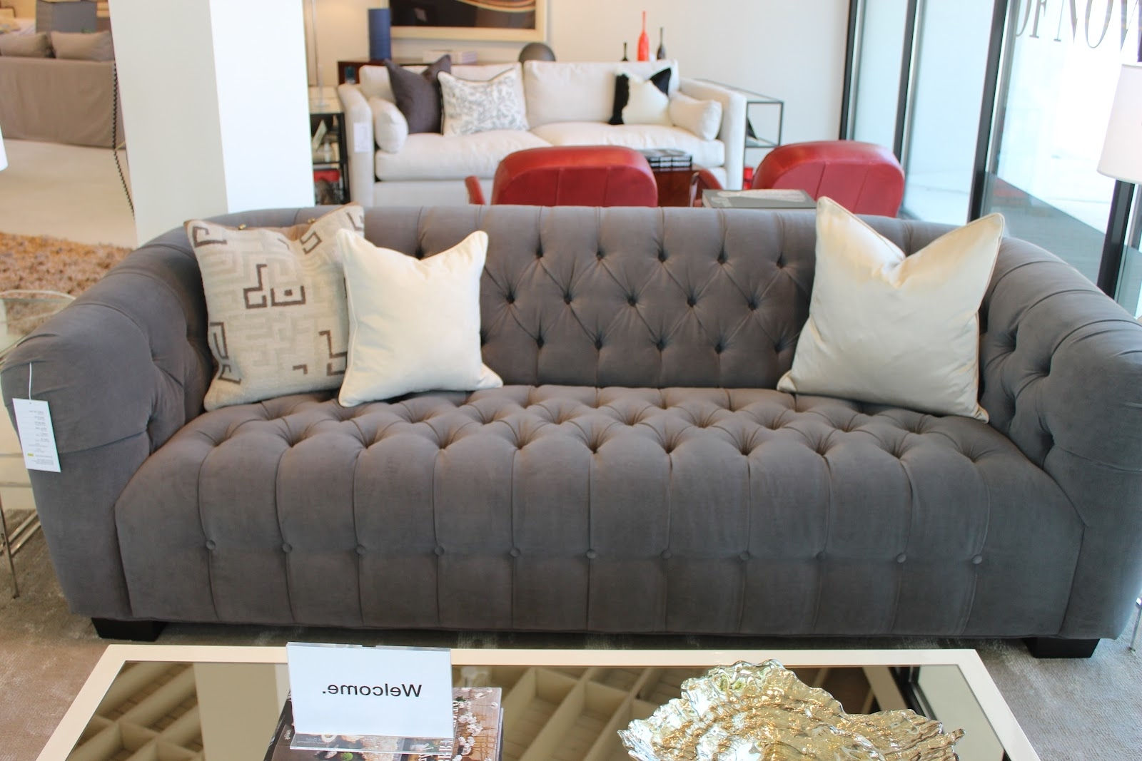 Preferred Gold Sectional Sofas Pertaining To Mitchell Gold – Design Indulgence (View 12 of 15)