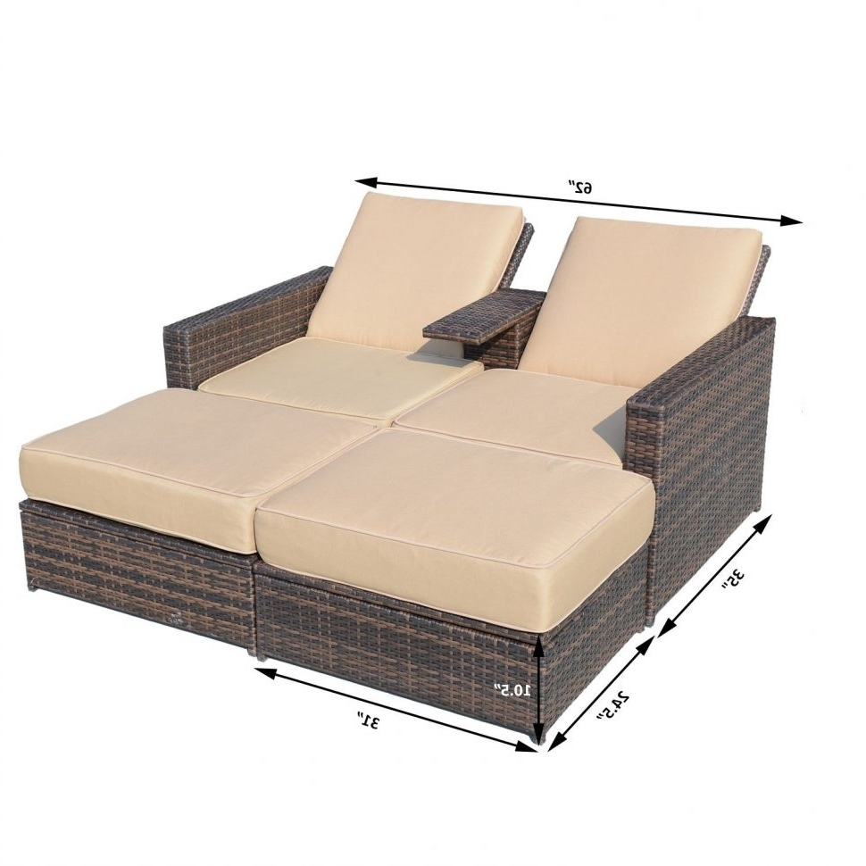 Preferred Grey Wicker Chaise Lounge Chairs Regarding Lounge Chair : Gray Wicker Chaise Lounge Lounge Chairs For Bedroom (View 13 of 15)