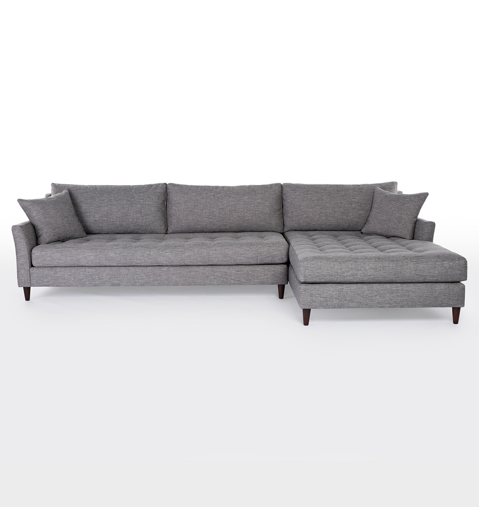Preferred Hastings Sectional Sofa – Chaise Left (View 14 of 15)