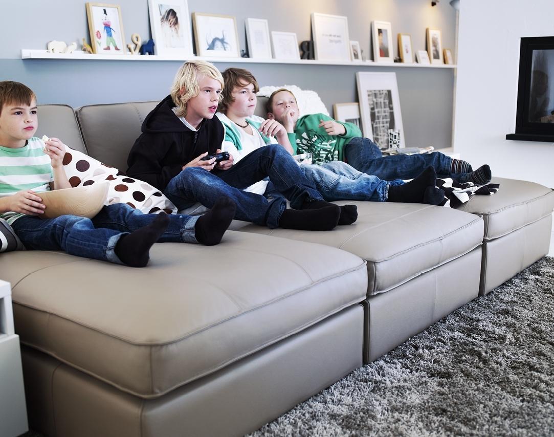 Preferred Kivik Chaises With Regard To Kivik Series Leather – Ikea (View 4 of 15)