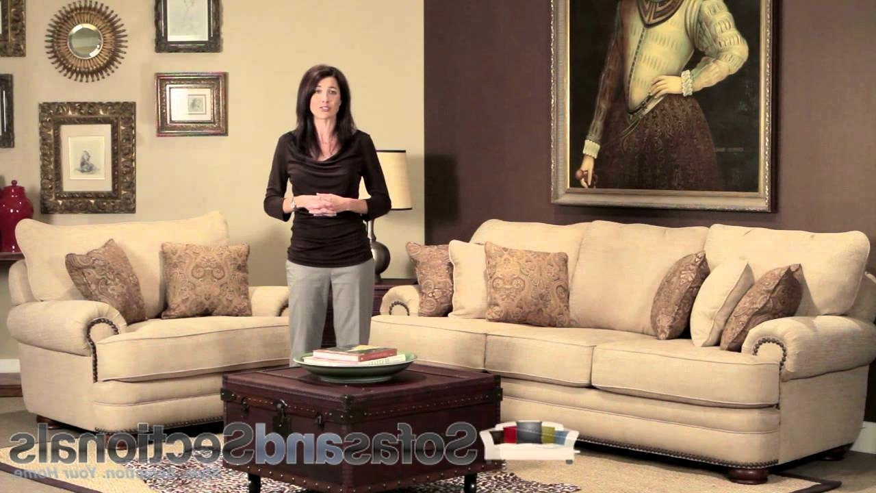 Preferred Lane Furniture Sofas Intended For Lane 863 Stanton Sofa Group – Youtube (View 6 of 15)