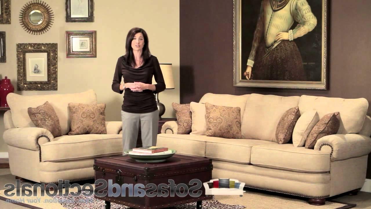 Preferred Lane Furniture Sofas Intended For Lane 863 Stanton Sofa Group – Youtube (View 12 of 15)