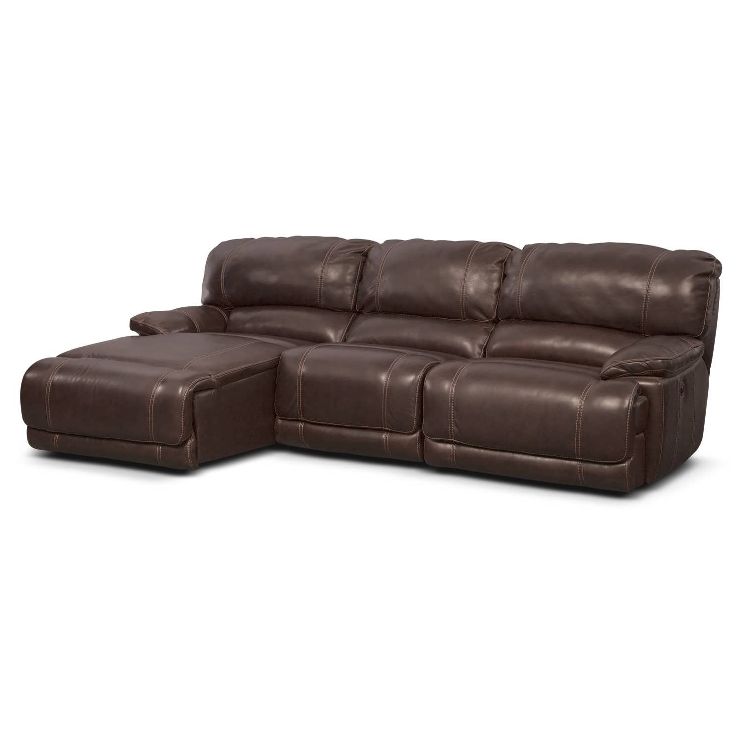 Preferred Large Chaises Throughout Sofa : Leather Sectional Couch Gray Sectional Large Leather (View 10 of 15)
