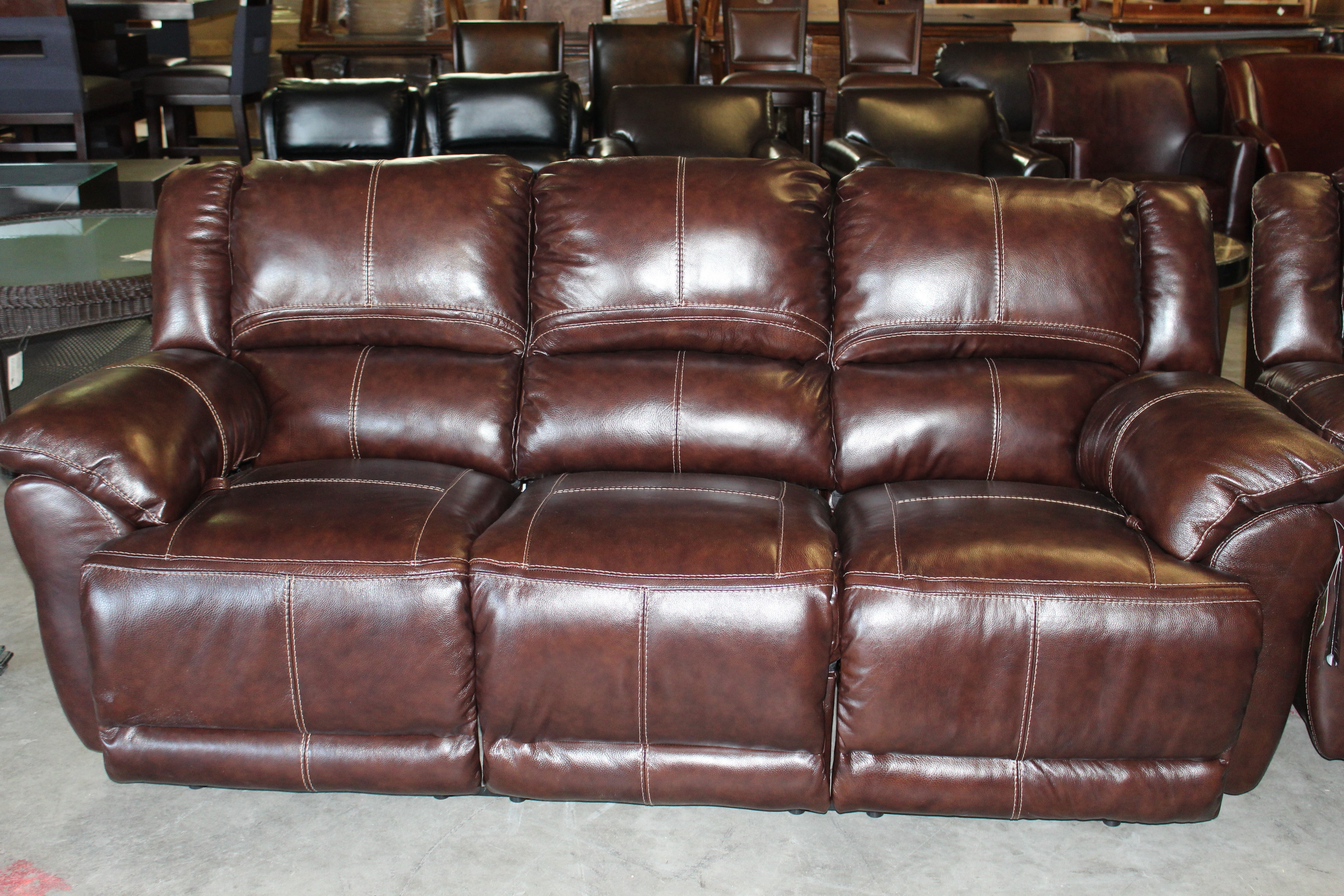 Preferred Leather Lounge Sofas Inside Leather Lounge Couch (View 11 of 15)