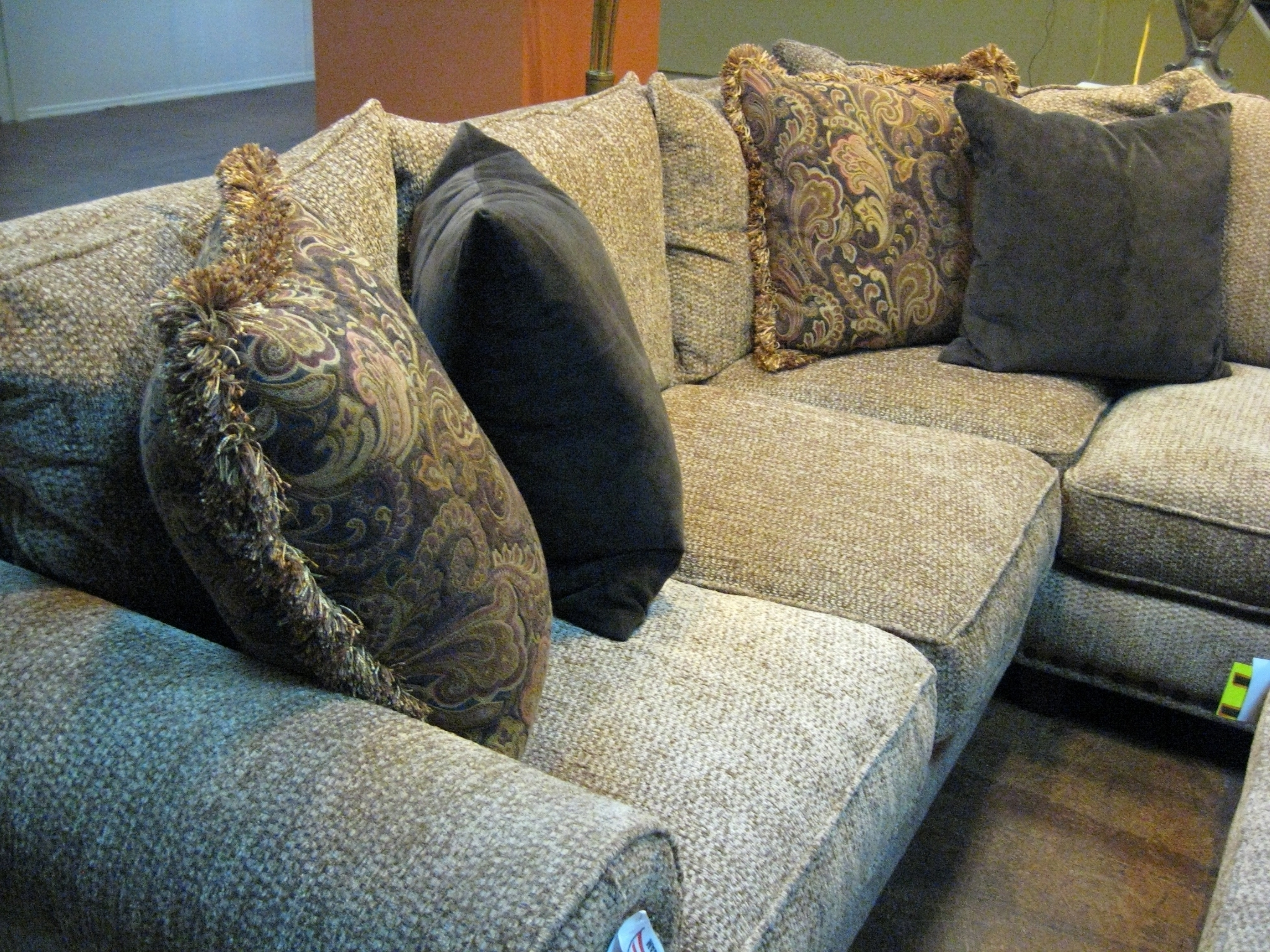 Preferred Luxury Down Filled Sectional Sofa 2018 – Couches And Sofas Ideas In Down Filled Sectional Sofas (View 13 of 15)