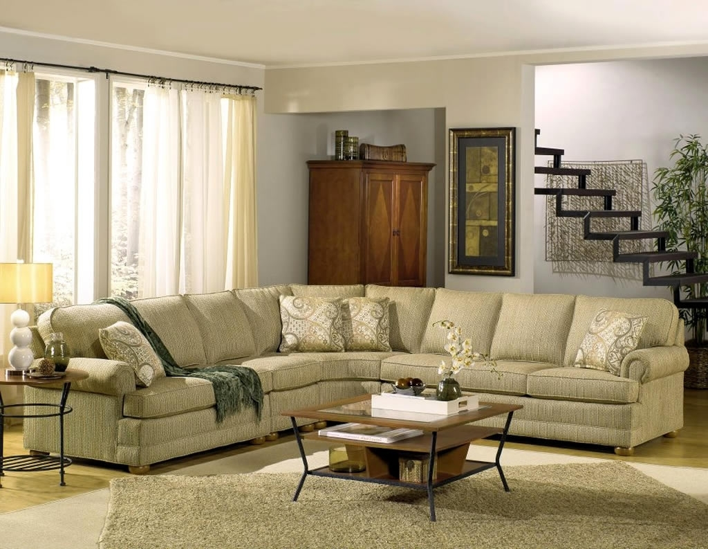 Preferred Made In North Carolina Sectional Sofas With Regard To Residential Interior Design With Tailor Made Sectional Sofa (View 12 of 15)