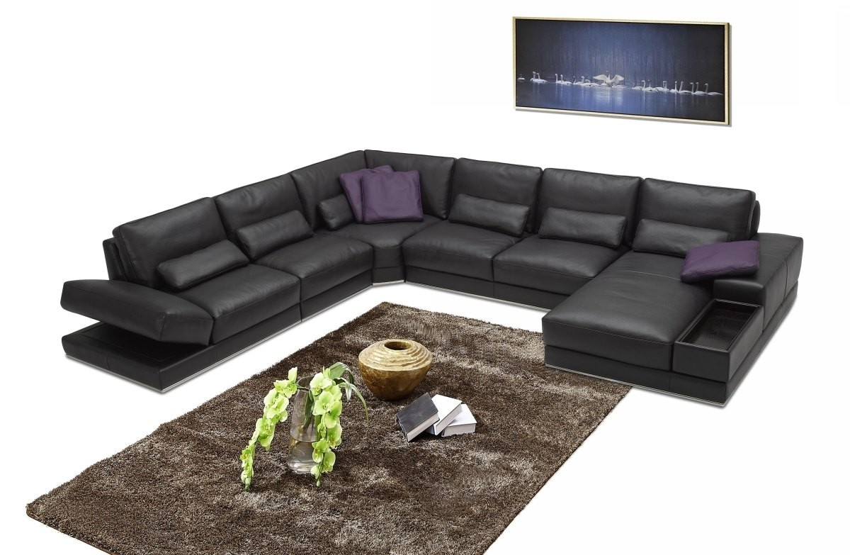 15 Collection Of Media Room Sectional Sofas