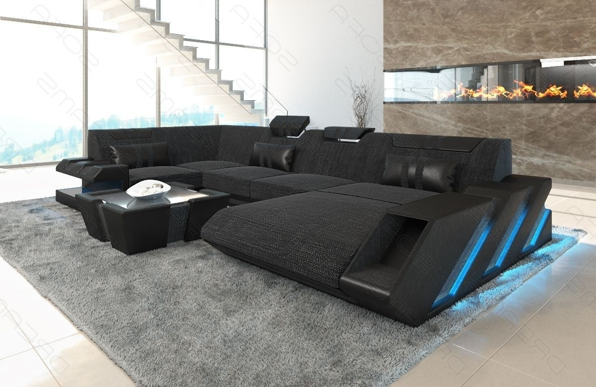 Preferred Nj Sectional Sofas Within New Jersey U Shape Led (View 13 of 15)