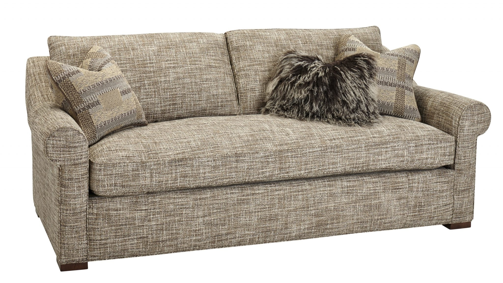 Preferred One Cushion Sofas With One Cushion Sofas – Massoud Furniture (View 12 of 15)