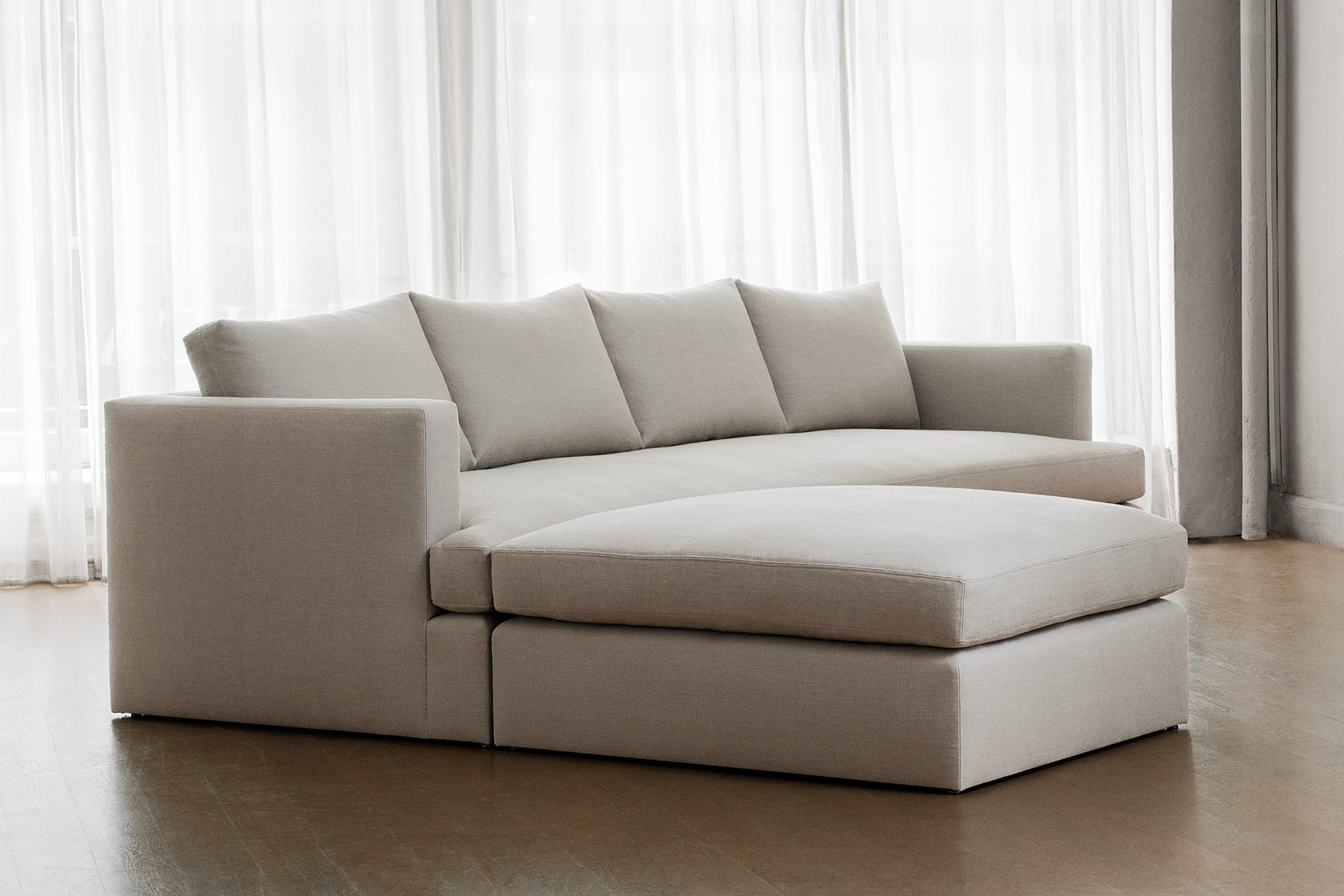 Preferred Ottoman Sofas – Home And Textiles For Sofas With Ottoman (View 2 of 15)