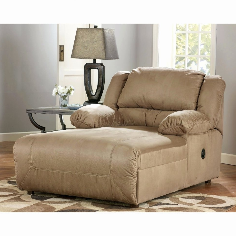 Preferred Oversized Chaise Chairs For Convertible Chair : Oversized Chair And Ottoman Indoor Chaise (View 14 of 15)
