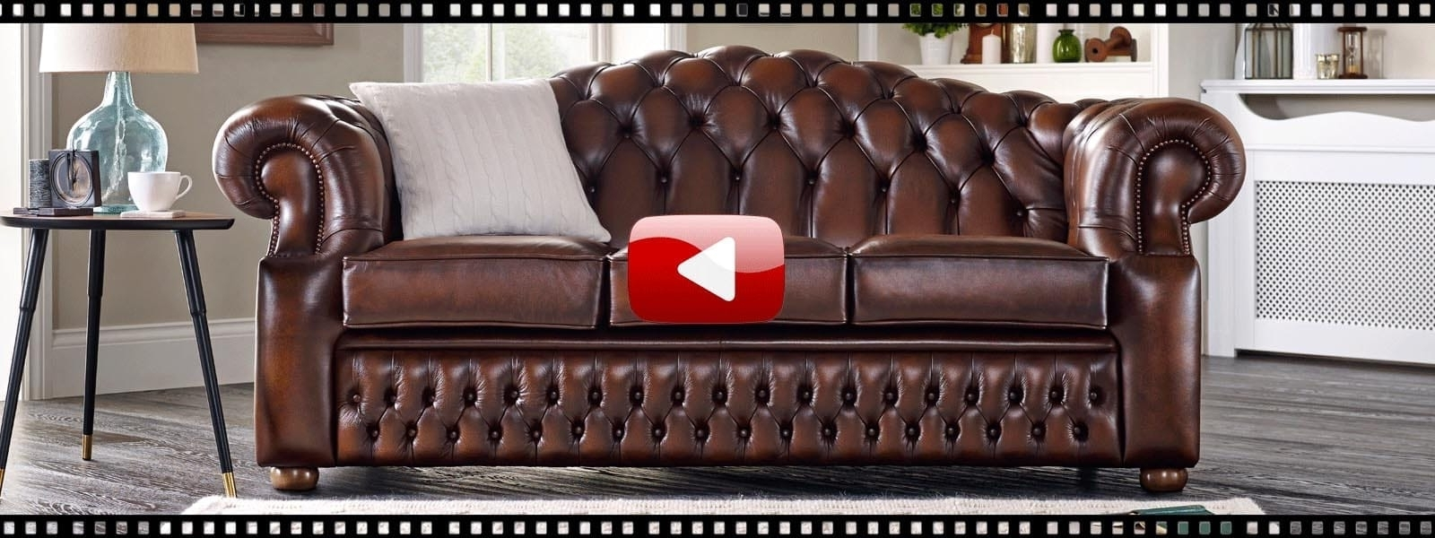 Preferred Oxford Sofas Throughout Oxford 3 Seater Sofa – From Sofassaxon Uk (View 8 of 15)