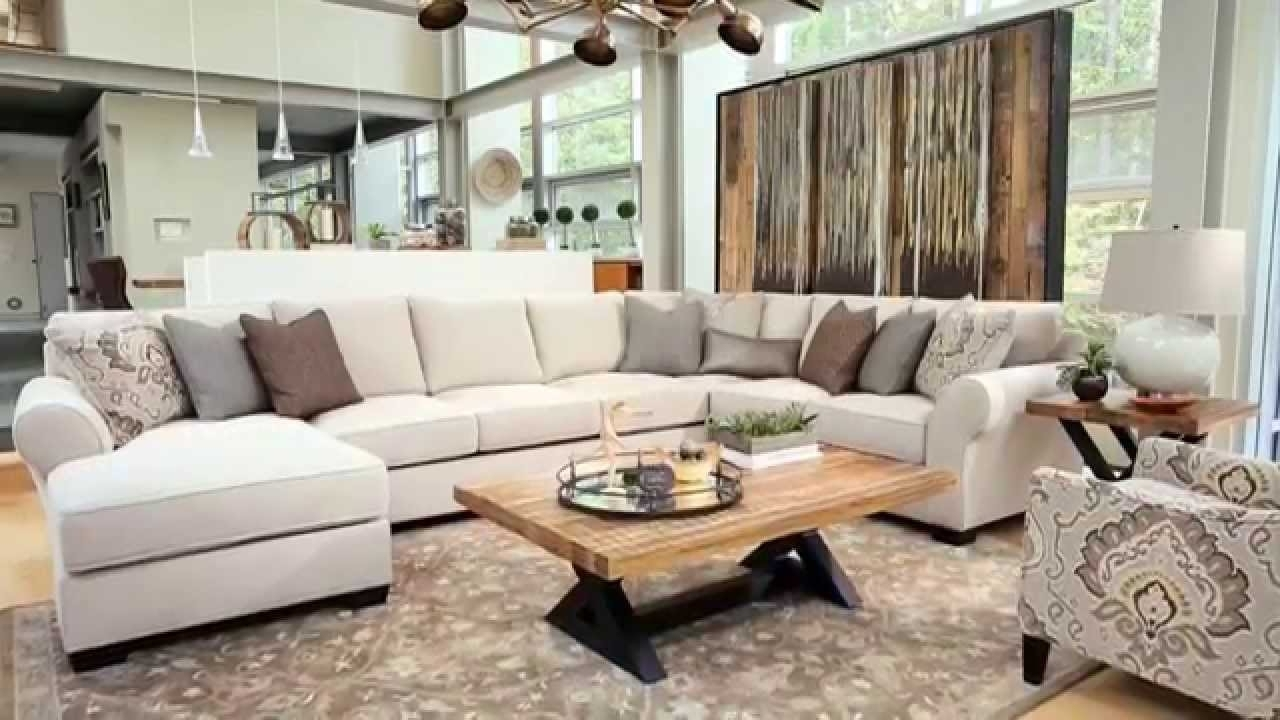 Preferred Pensacola Fl Sectional Sofas Throughout Ashley Furniture Homestore – Wilcot Sectional Sofa (View 15 of 15)