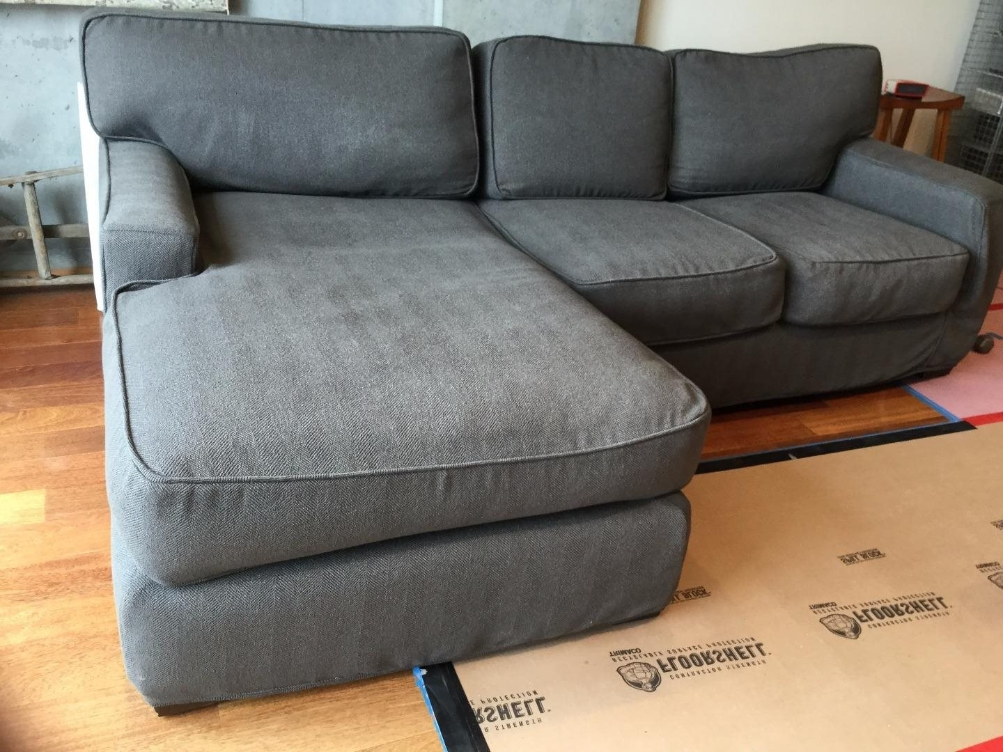 Preferred Quatrine Sectional Sofas Throughout Quatrine Upholstered Sectional Sofa: For Sale In San Francisco, Ca (View 5 of 15)
