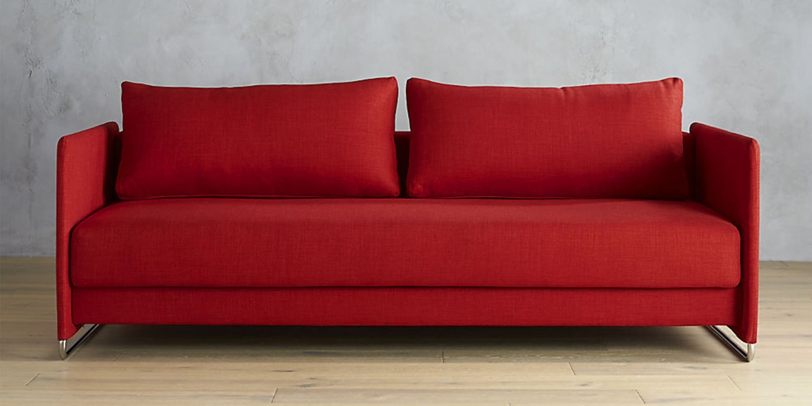 Preferred Red Sleeper Sofas With Appealing Design Ideas Of Best Sleeper Sofas (View 11 of 15)