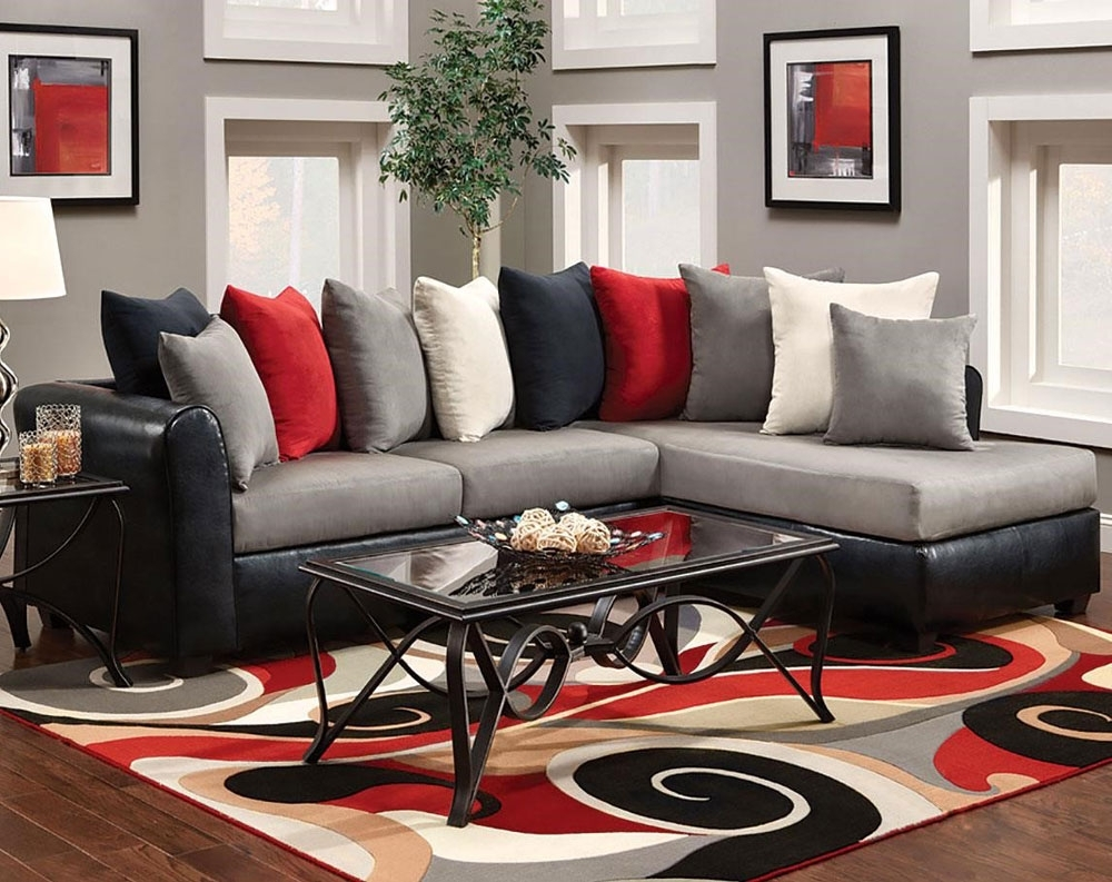 Preferred Sectional Sofa (View 8 of 15)