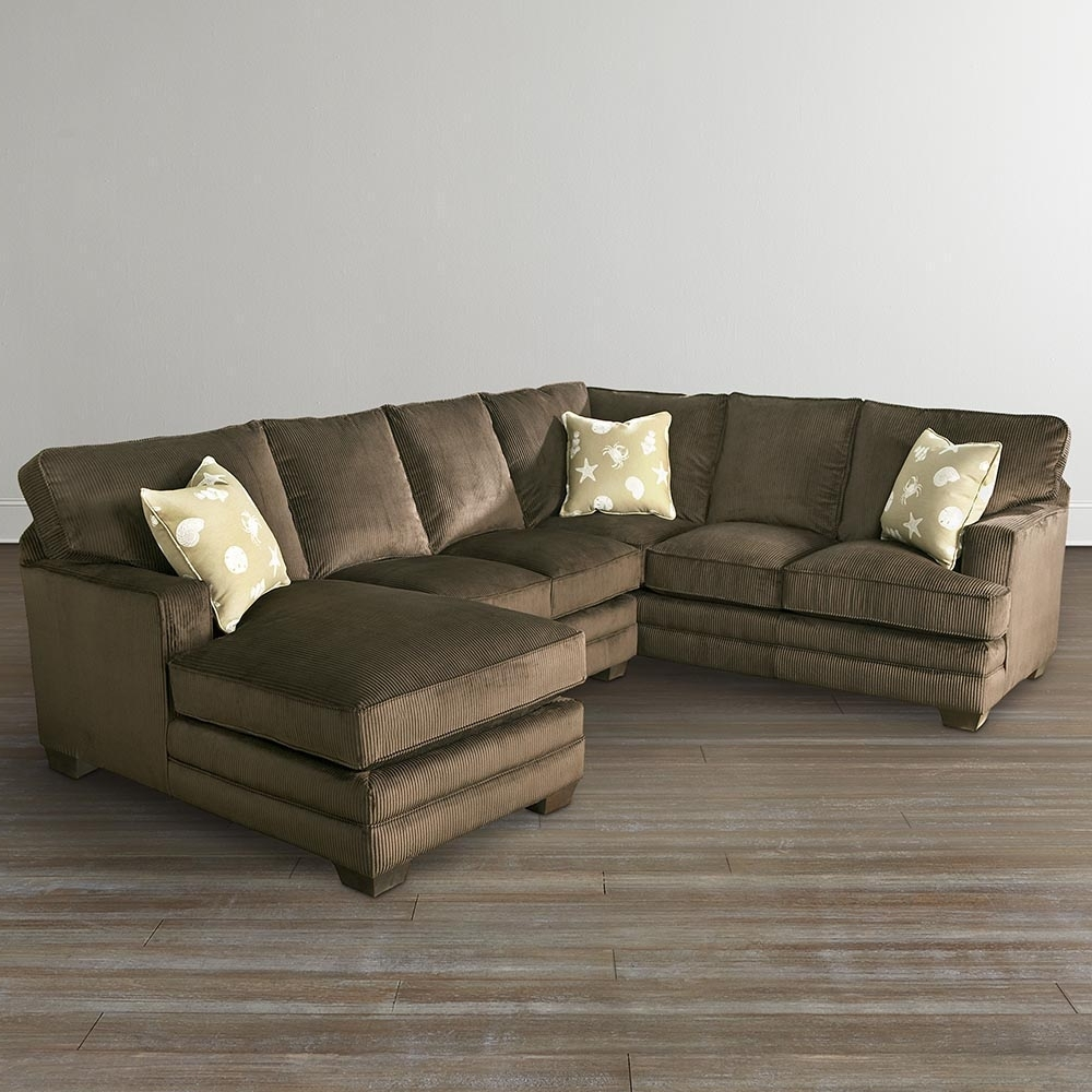 Preferred Sectional Sofas At Calgary For Furniture : Recliner Couch 60S Sectional Couch Extra Large (View 14 of 15)
