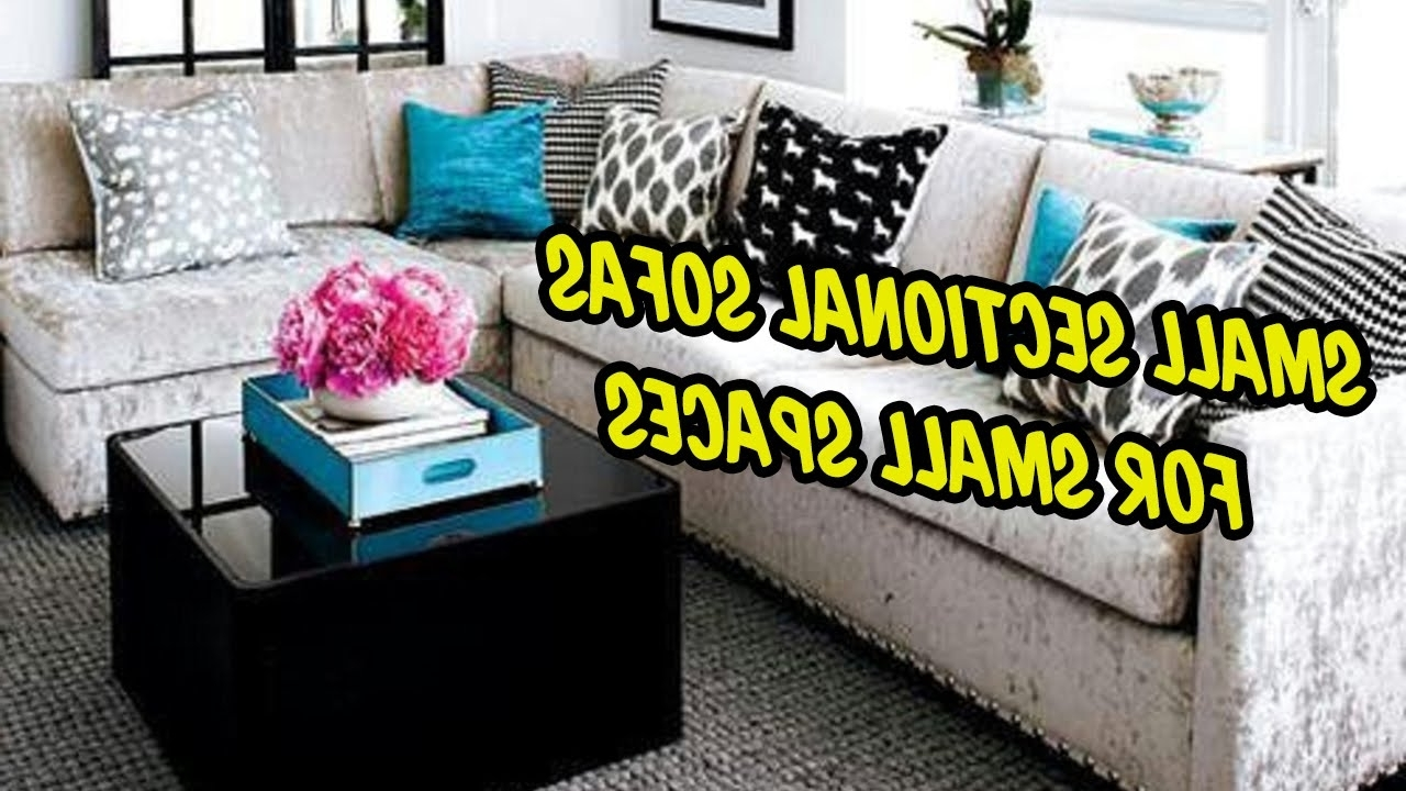 Preferred Small Spaces Sectional Sofas In Small Sectional Sofas For Small Spaces (View 6 of 15)