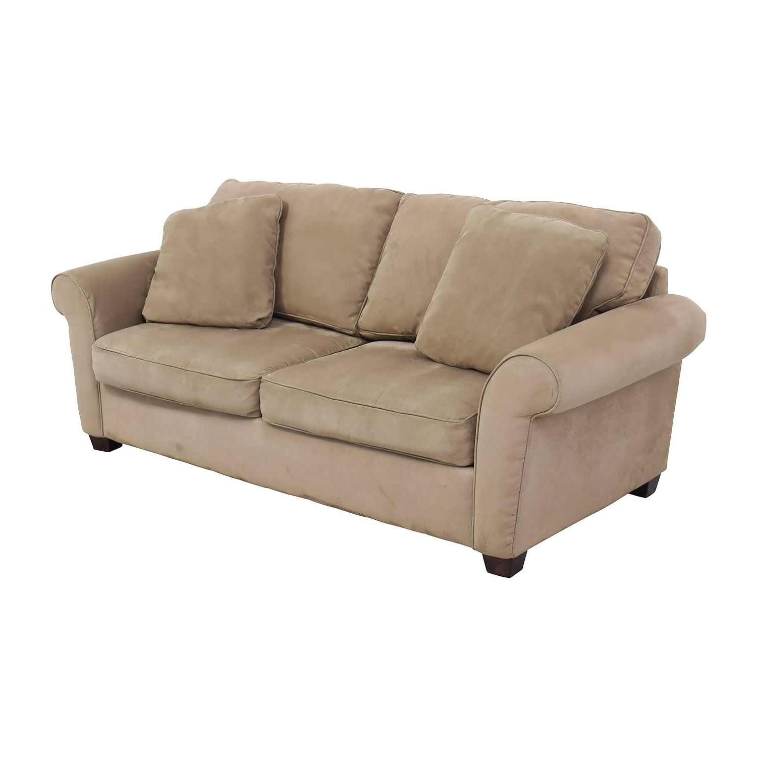 Preferred Sofa : Big Leather Couch Large Sectional Couch Long Sectional For Large Chaises (View 12 of 15)