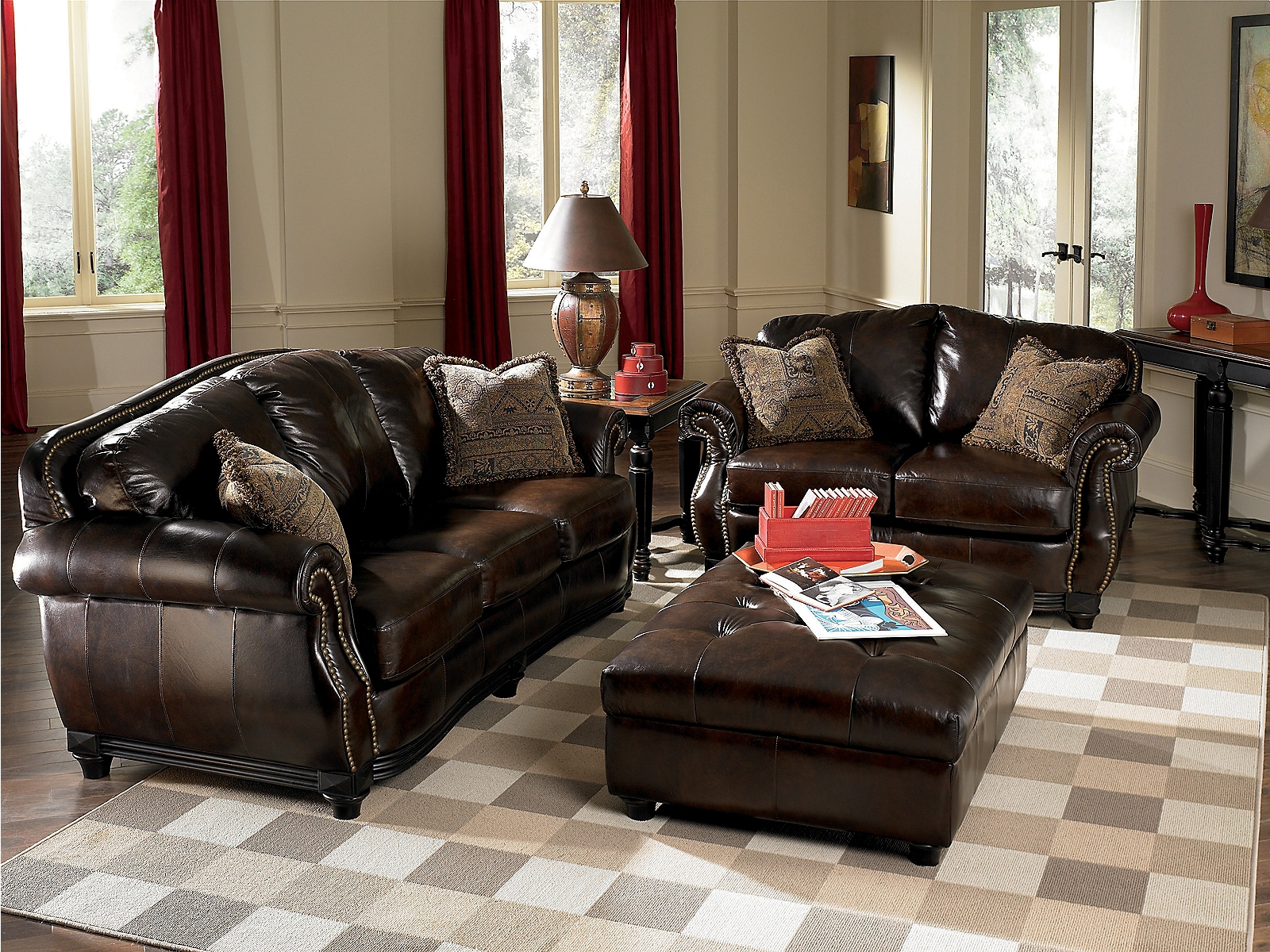 Preferred The Brick Leather Sofas Regarding Brick Furniture Sofas (View 14 of 15)
