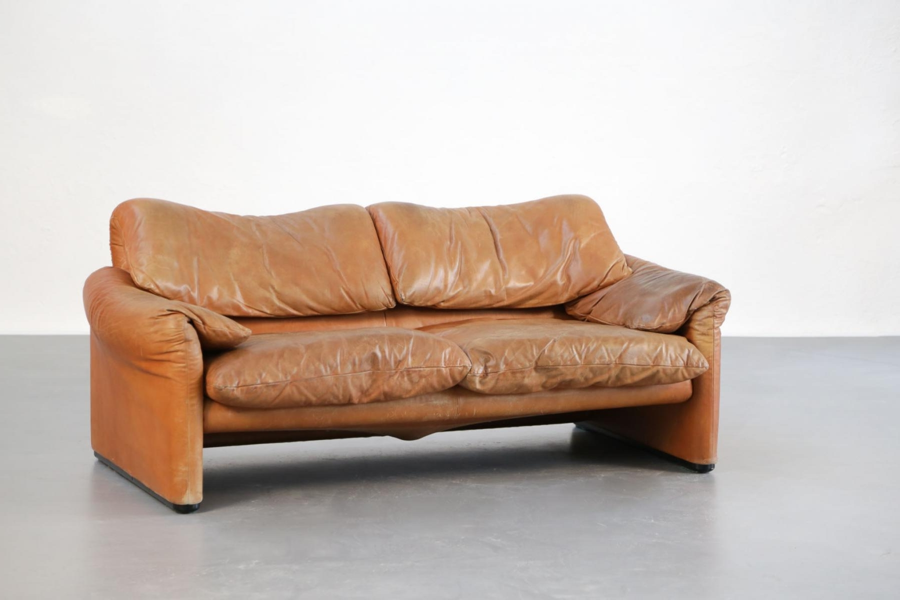 Preferred Vintage Maralunga Sofavico Magistretti For Cassina For Sale At In Vintage Sofas (View 9 of 15)