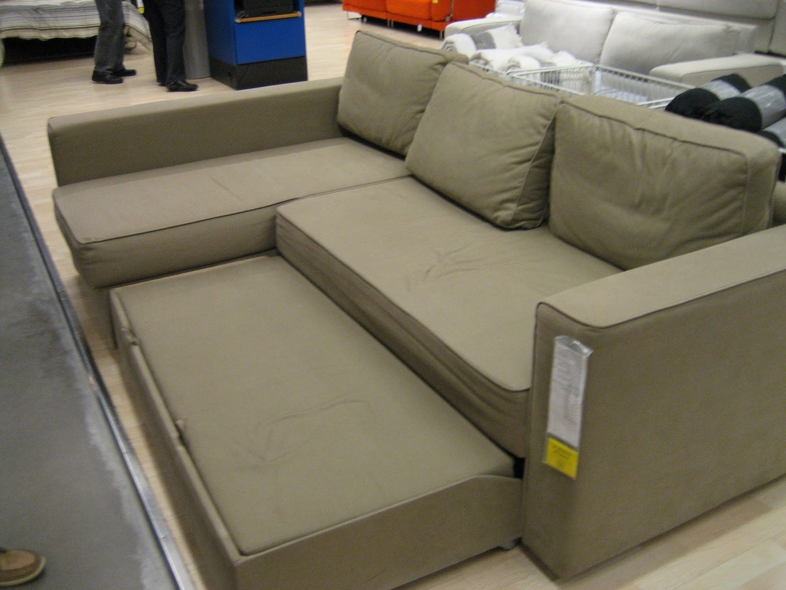 Pull Out Beds Sectional Sofas In Most Popular Sofas : Full Size Pull Out Bed Couch Bed Twin Sleeper Sofa Pull (View 9 of 15)