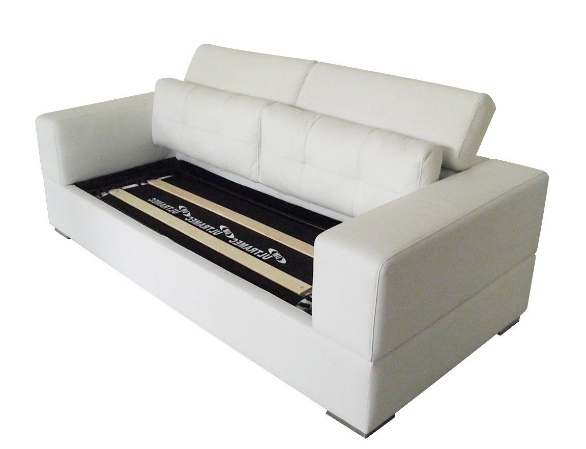 Pull Out Sofa Chairs Regarding Most Recent Click Clack Sofa Bed (View 9 of 15)