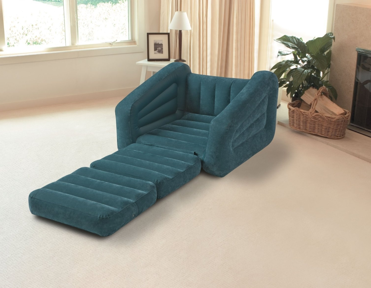 Pull Out Sofa Chairs With Regard To Fashionable Top 10 Best Comfy Sleeper Chairs Reviews 2018 2019 On Flipboard (View 15 of 15)
