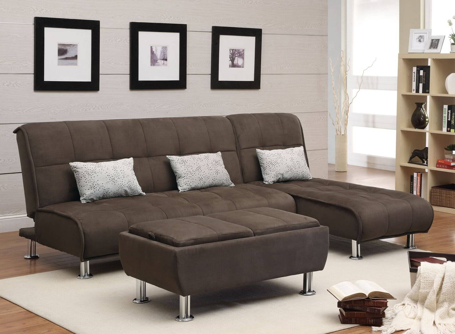 Quad Cities Sectional Sofas Throughout Fashionable Furniture : Ethan Allen Wood Sofa Chaise Lounge Furniture Indoor (View 3 of 15)