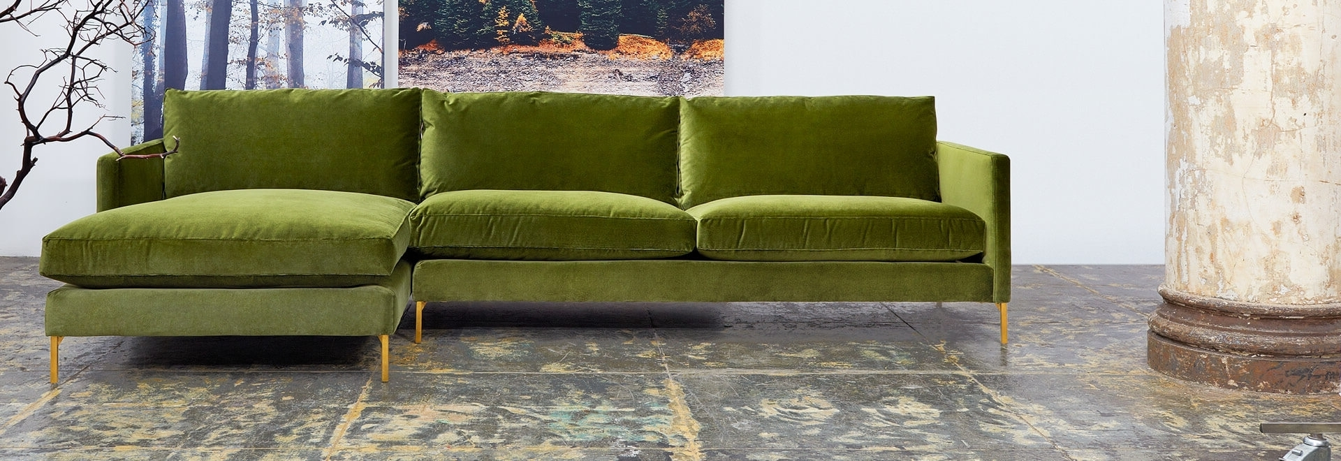 Queens Ny Sectional Sofas Regarding Most Up To Date Cobble Hill Furniture At Abc Home (Gallery 13 of 15)