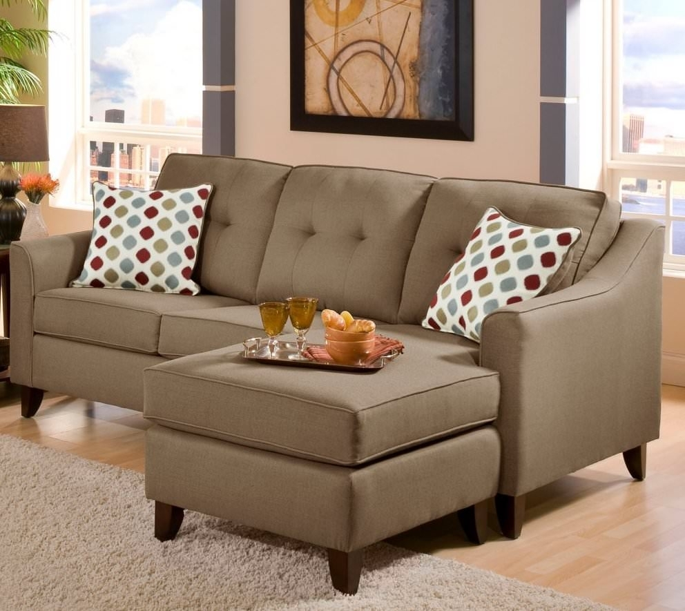 Recent 75 Modern Sectional Sofas For Small Spaces (2018) In 110X90 Sectional Sofas (View 12 of 15)