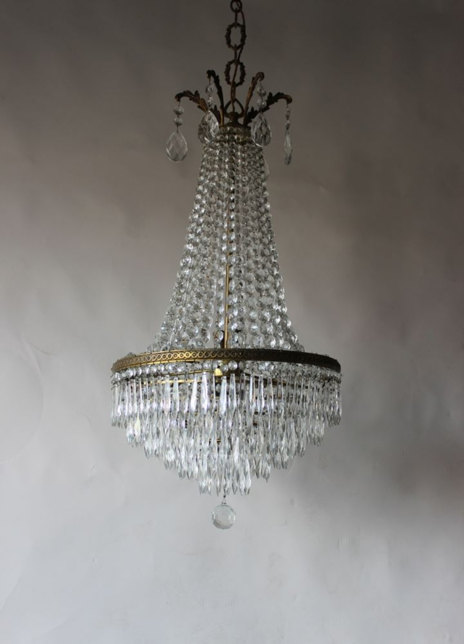 Recent Antique Chandeliers Intended For Antique Chandeliers Added To The Website Today – Norfolk Decorative (View 11 of 15)