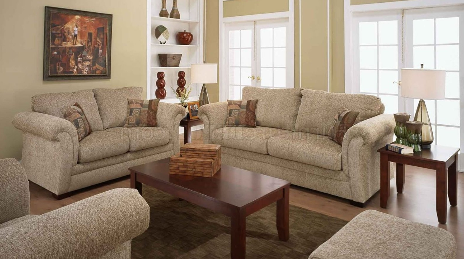 Featured Photo of Casual Sofas And Chairs