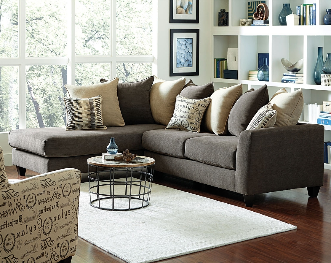 Recent Charcoal Gray Sectional Sofas With Chaise Lounge With Regard To Glamorous Charcoal Gray Sectional Sofa With Chaise Lounge 40 In (View 12 of 15)