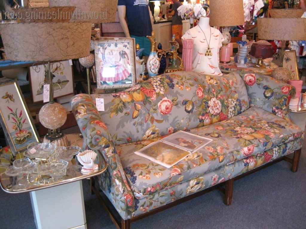 Recent Chintz Sofa Regarding Chintz Sofas (View 12 of 15)