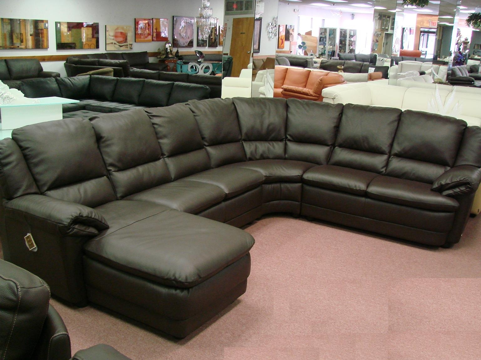 Recent Couch: Wonderful Deep Set Couch Deep Lounge Sofa, Best Deep Sofa In On Sale Sectional Sofas (View 11 of 15)