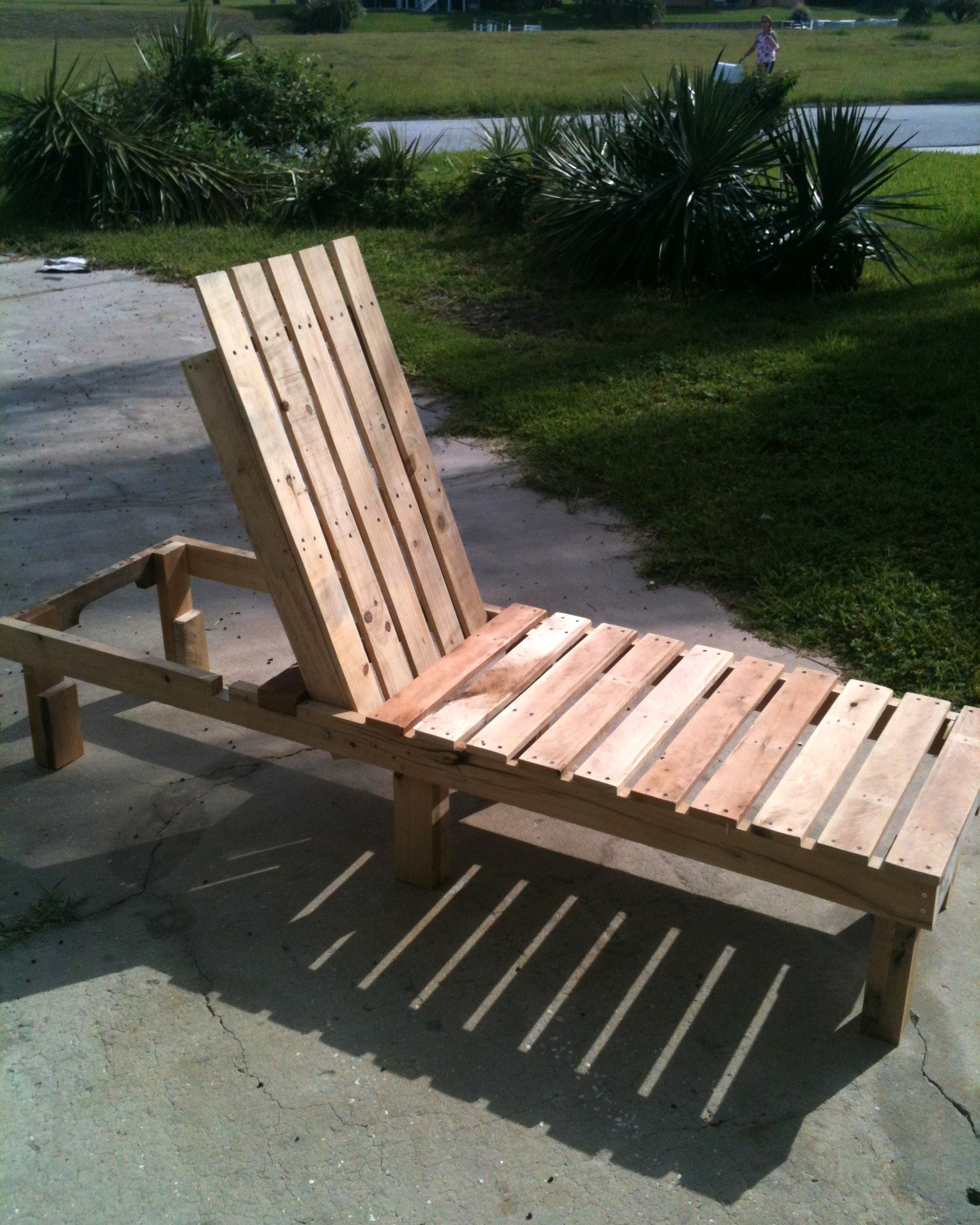 Recent Diy Chaise Lounge Chairs Pertaining To Ana White (View 9 of 15)
