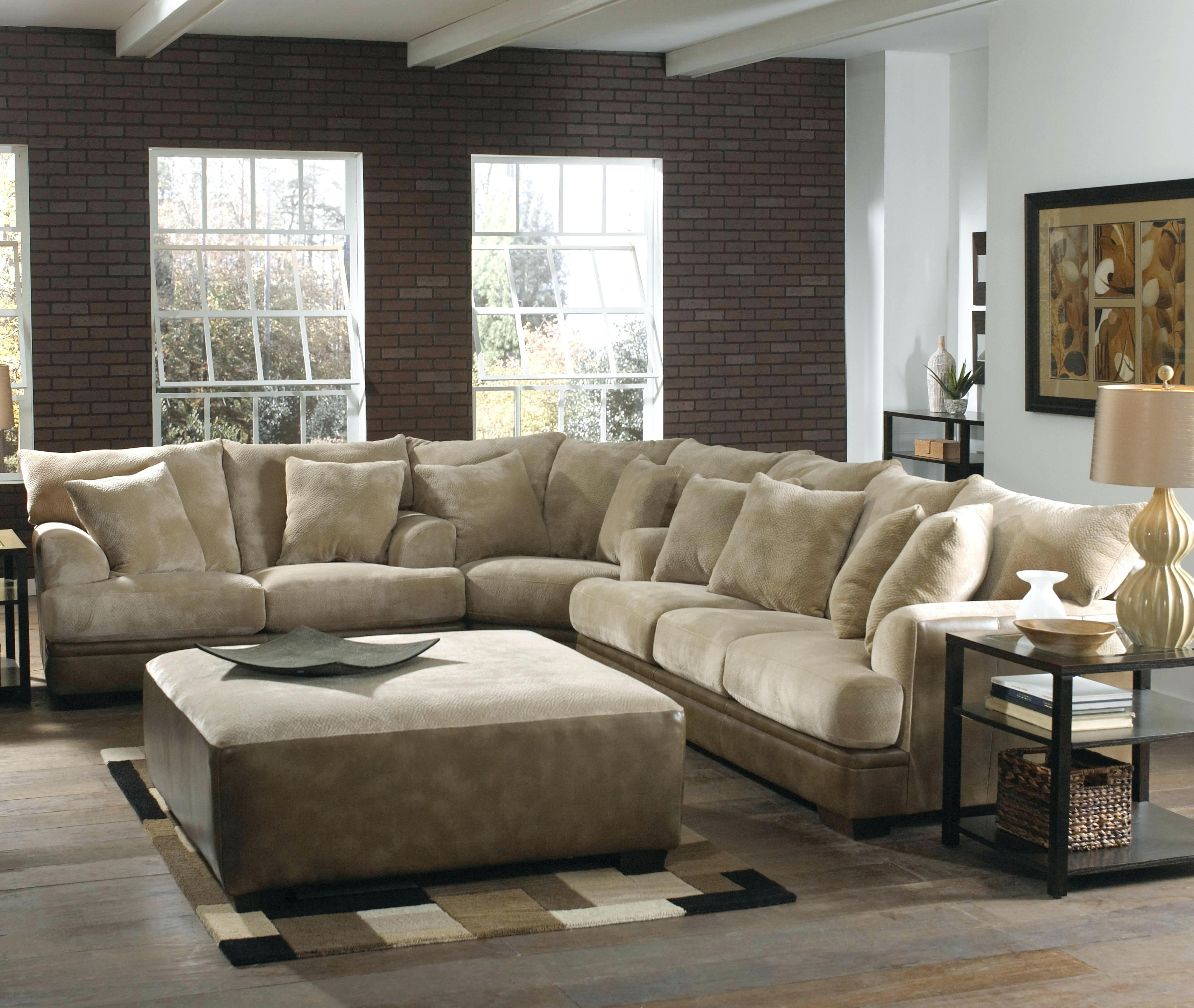 Recent Easy Sectionals Sofas For Chaise Modern Leather L Shaped Sofa U With L Shaped Sectionals With Chaise (View 9 of 15)