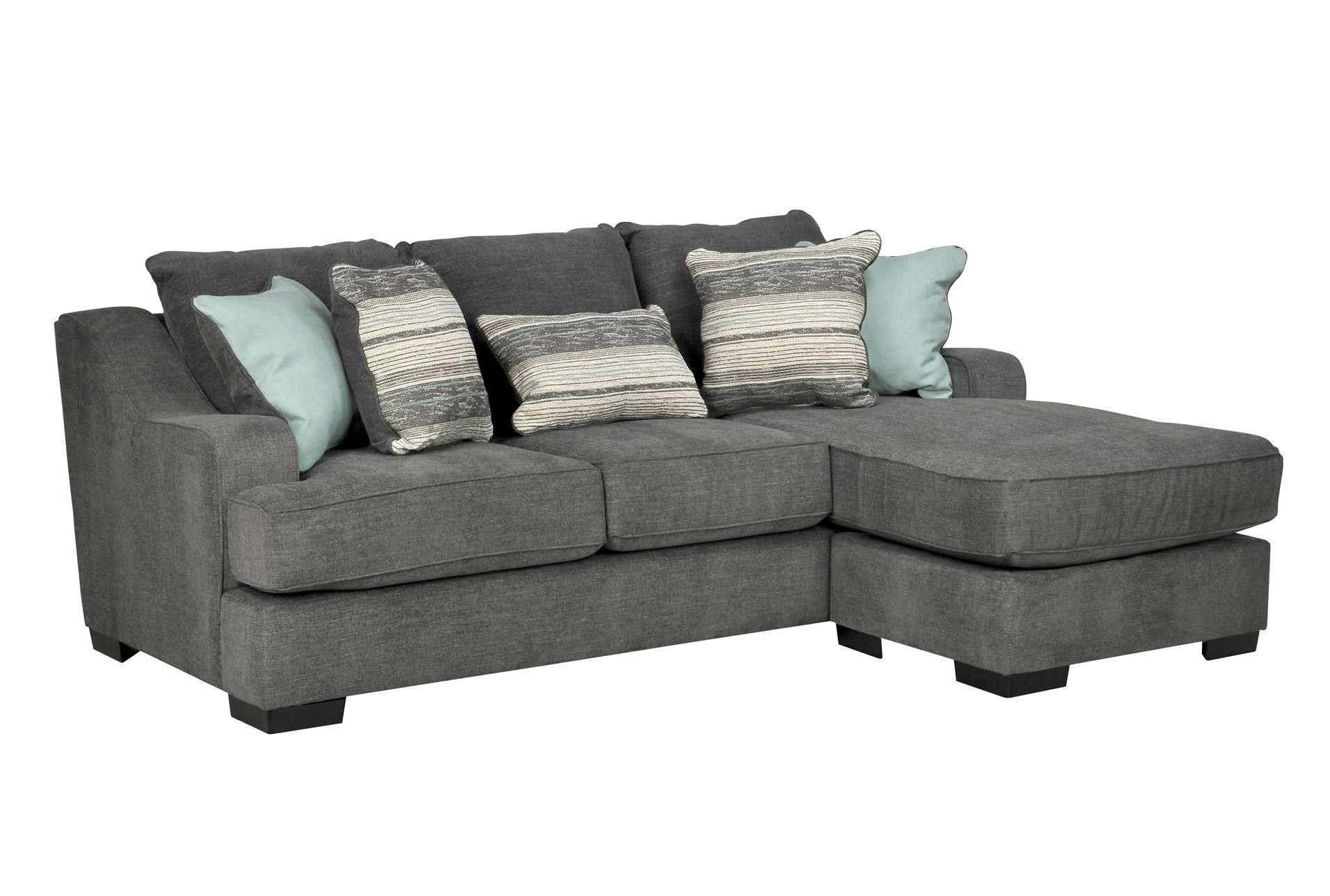 Recent Gray Chaise Sofas Pertaining To Couch Stunning Grey Couch With Chaise Hd Wallpaper Photographs (View 15 of 15)